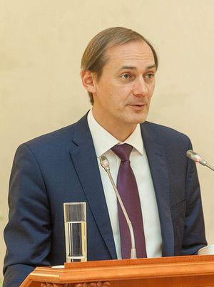 Андрей Евгеньевич Петров, заместитель председателя правления Российского исторического общества