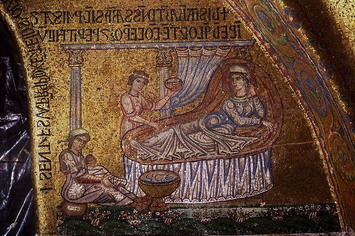 Рождение Исаака