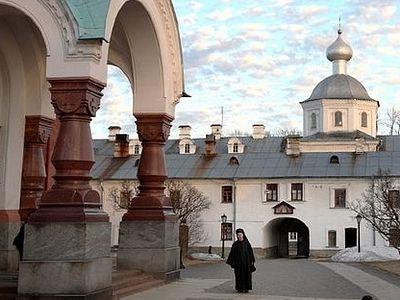 Правила поведения в монастыре