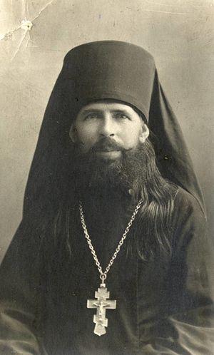 Hieroconfessor Andronik (Lukash)