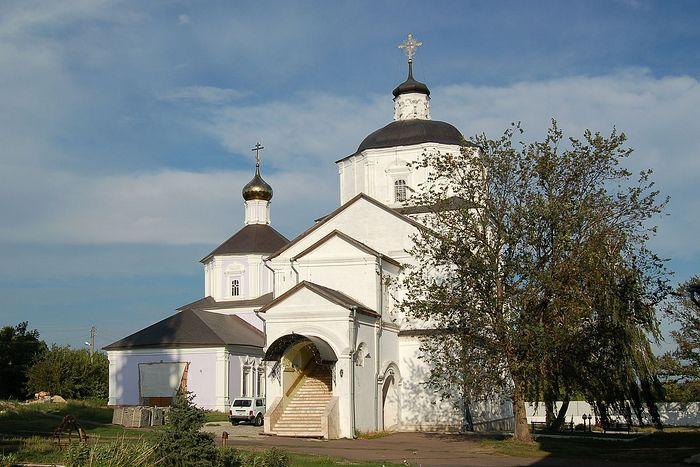 Rylsk Monastery