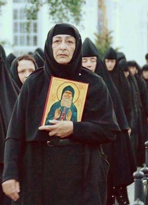 Abbess Seraphima (Chitanava).