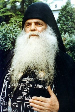 Schema-Archimandrite Theophilus (Rossokha).