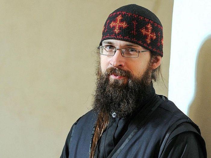 Архимандрит Леонтий (Золотарев). Фото С.Рыжкова