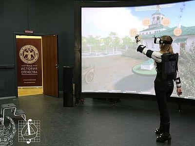Учёные МГУ воссоздали Москву 1830 года в формате виртуальной реальности