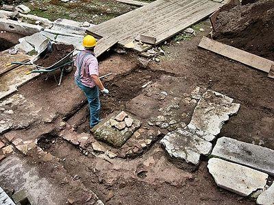 В Израиле нашли руины византийского монастыря