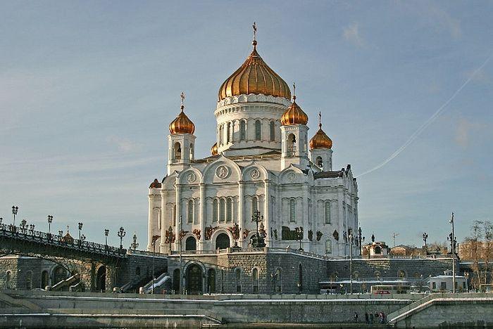 Доклад о храме в москве 7402