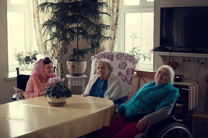 Свято-Спиридоньевская богадельня. Фото: Марина Полянская