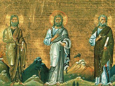 Всенощное бдение в Сретенском монастыре накануне 29-й Недели по Пятидесятнице, святых праотец
