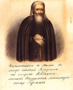 St. Herman of Alaska. Photo: www.stefmon.ru