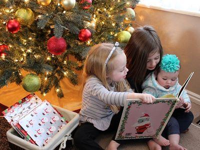Новогоднее пожелание: не забывайте книги!