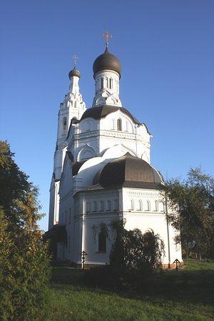 Село Липицы. Храм Благовещения