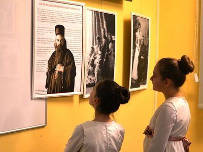 В Белграде продолжает работу выставка о Русском царе (+Видео)