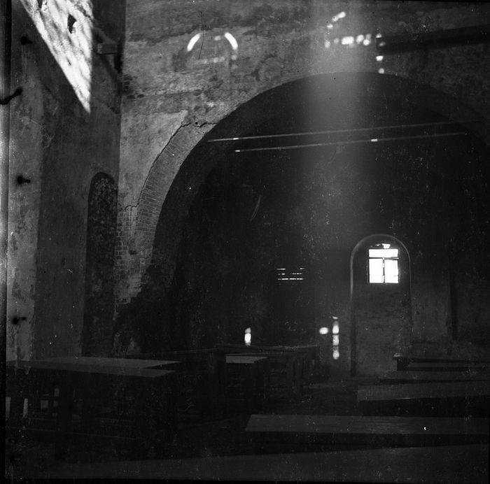 Такими встретили Оптинские храмы первых насельников монастыря