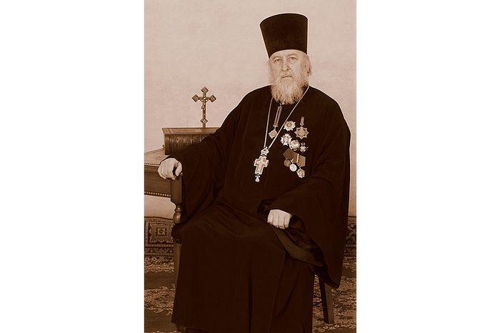 Митрофорный протоиерей Геннадий Нефедов (1942–2017)