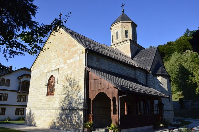 Монастырь Моштаница