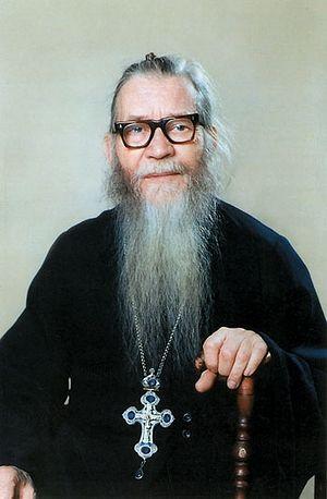Протоиерей Иоанн Букоткин