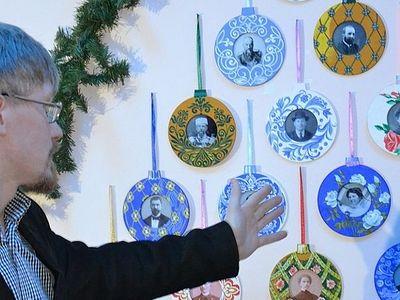 В монастыре на Ганиной Яме проходит выставка «Царское Рождество 1917»