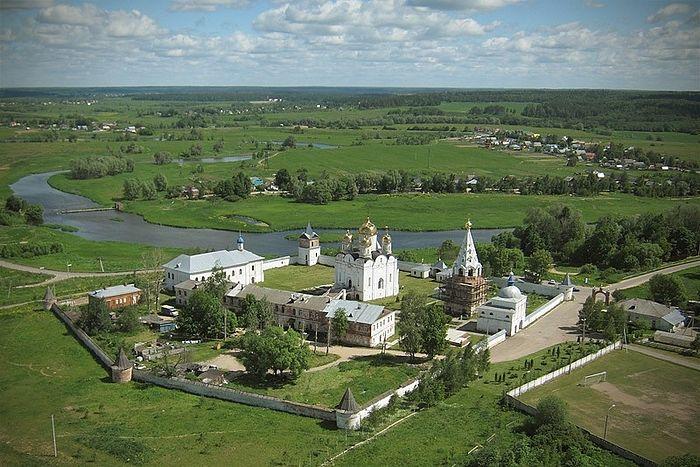 Ферапонтов Лужецкий монастырь.