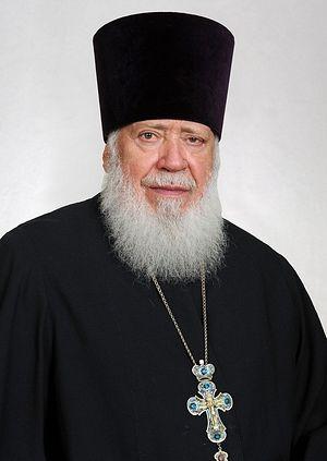 Протоиерей Валентин Радугин