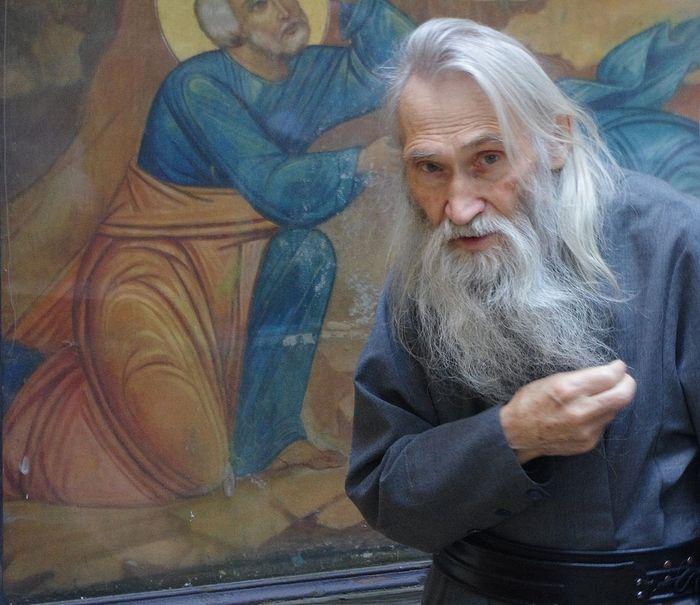 Schema-Archimandrite Iliy (Nozdrin)
