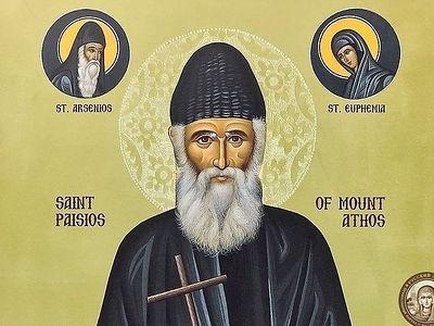 10 поучений прп. Паисия Святогорца о святости и святых