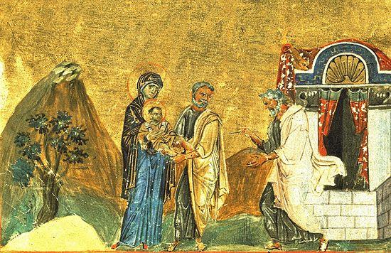 Праздник Обрезания Господня. Проповедь.