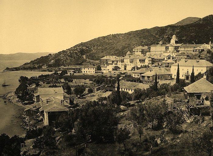 Свято-Пантелеимонов монастырь. Святая Гора Афон