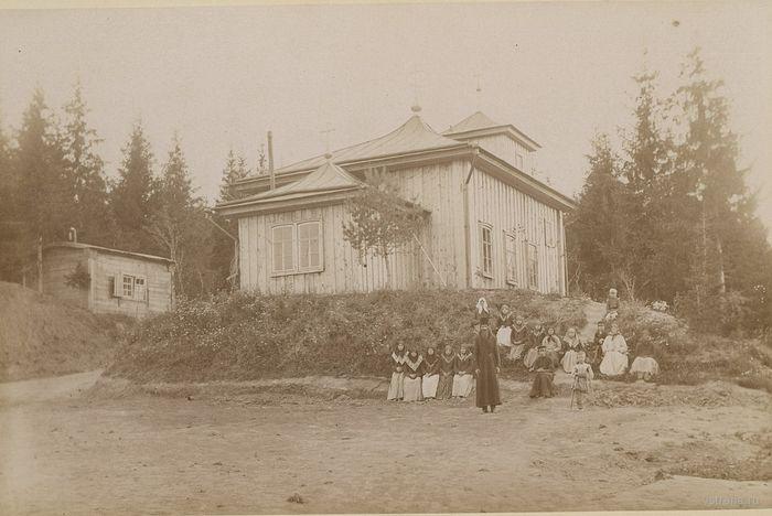 Преподобный Стефан в Филейском монастыре
