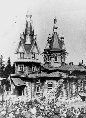 Монастырский храм св. Александра Невского