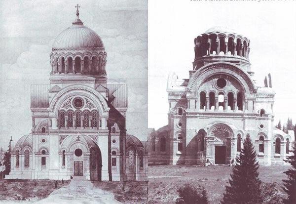 Свято-Троицкий собор Филейского монастыря