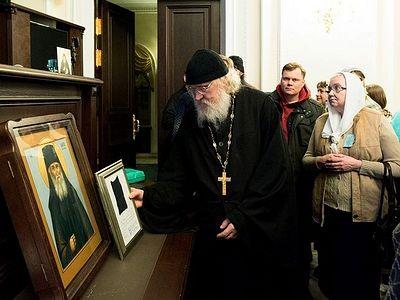 В Троице-Сергиевой Лавре состоялось празднование 3-летия прославления прп. Паисия Святогорца в лике святых