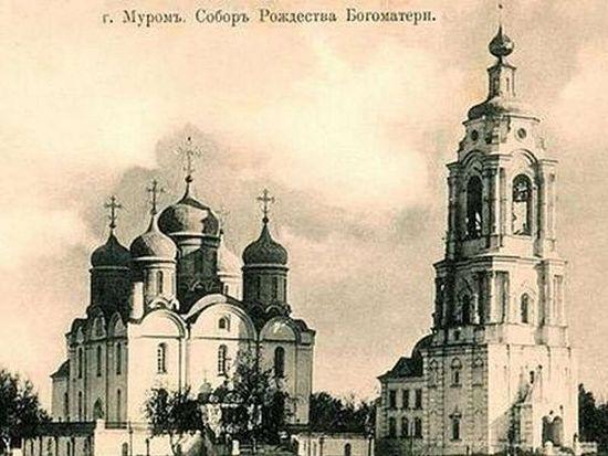 В Муроме будет восстановлен кафедральный собор