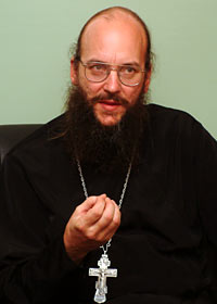 Священник Христофор Стаде