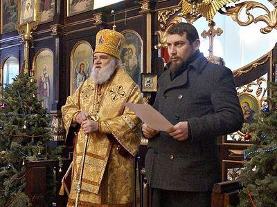 Архиерей Овручской епархии УПЦ принял покаяние «священника» «Киевского патриархата»