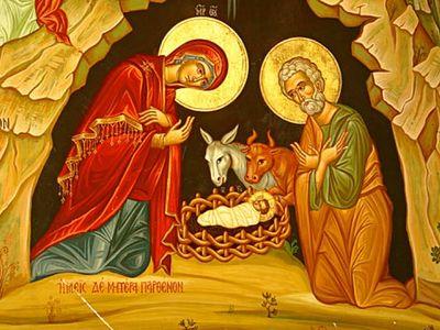 Мог ли Христос не родиться?
