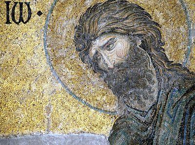 Неузнанное величие святого Иоанна Предтечи