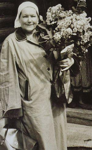 Мама Мария Арсеньевна