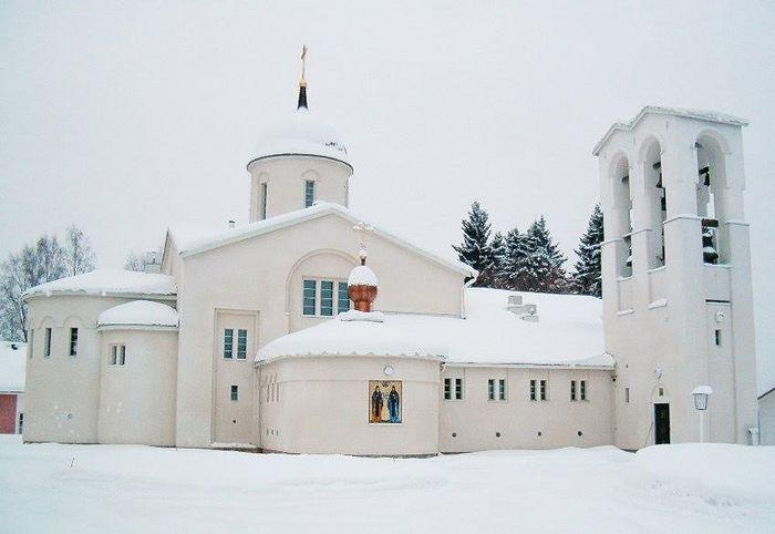 New Valaam Monastery, Finland
