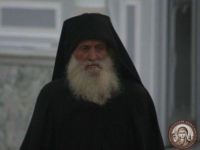Преставился старейший насельник Пантелеимонова монастыря на Афоне схииеродиакон Арсений