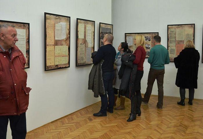Музеј Козаре у Приједору - изложба. Фото: СРНА