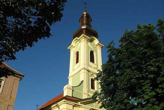 Саборни храм светог оца Николаја Мирликијског у Карловцу (Фото CC BY-SA)