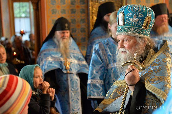 Архимандрит Венедикт (Пеньков)