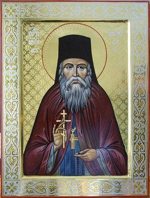 Monk Martyr Moses (Kozhin).