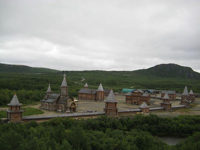 St. Tryphon of Pechenga Monastery.