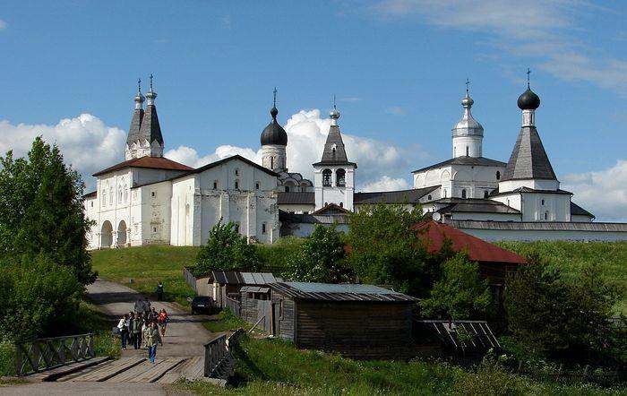 Ферапонтов Белозерский Рождества Богородицы монастырь