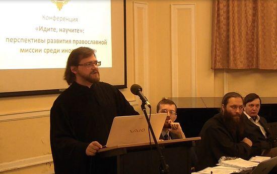 Диакон Дионисий Гришков рассказал о проекте создания центра социальной помощи мигрантам.