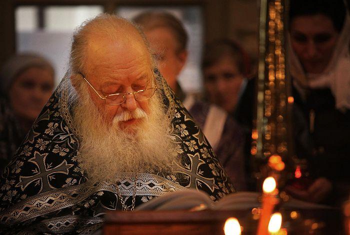 Отец Валериан Кречетов