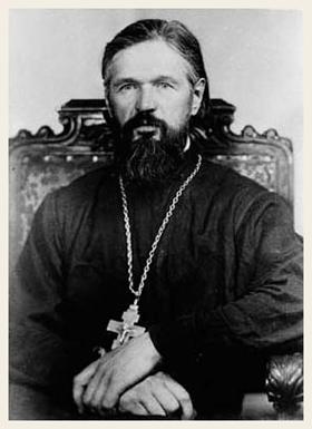 Протоиерей Николай Голубцов