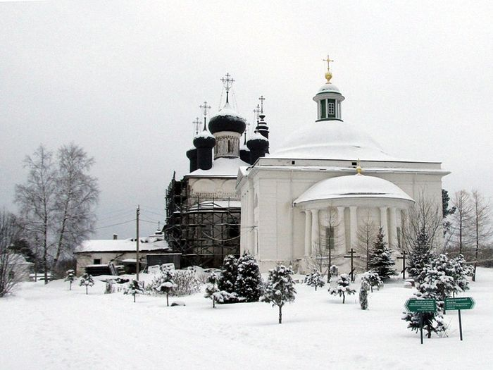 Goritsy Resurrection Monastery